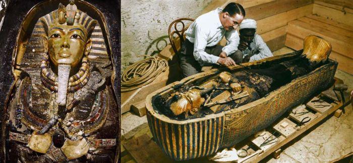 Istoria Egiptului antic - Tutankamon