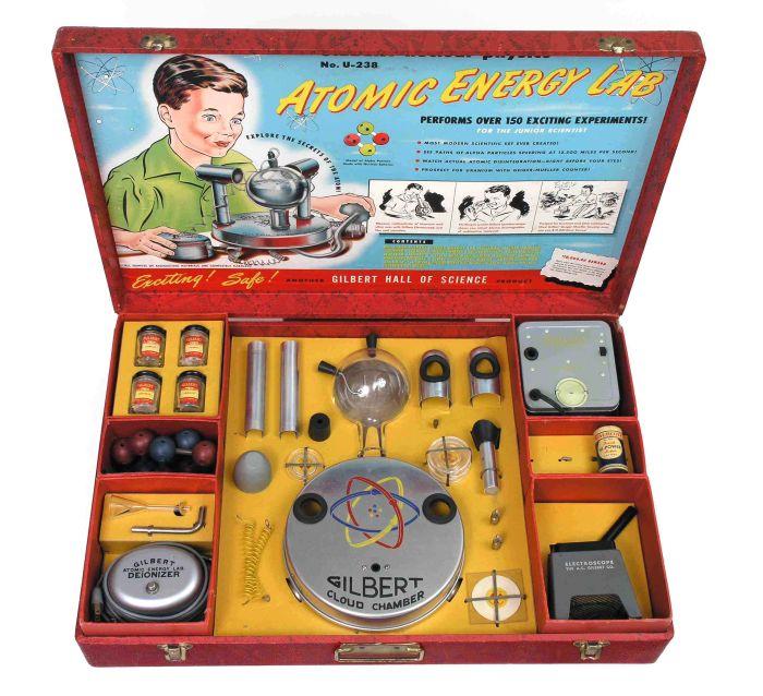 Laborator atomic