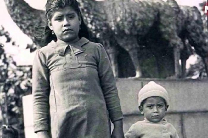 Lina Medina - copil