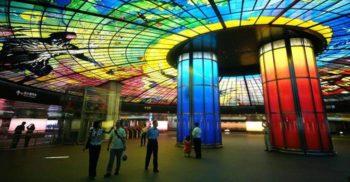 Lumea magică din subteran: 11 cele mai fermecătoare stații de metrou din lume