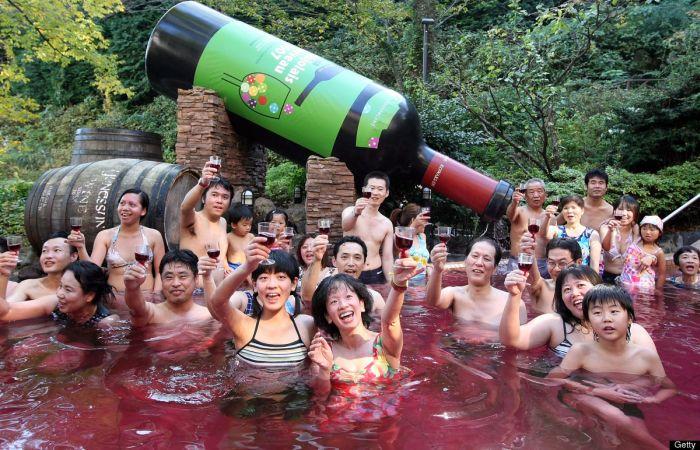 Atractii turistice - Piscina vin 2