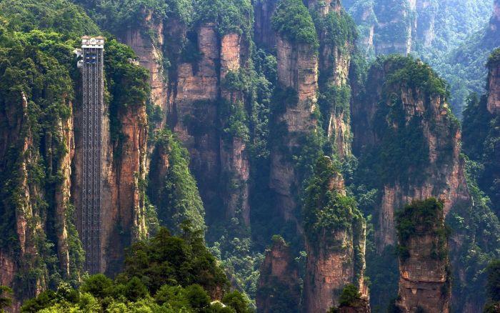 Cladiri - Liftul Bailong
