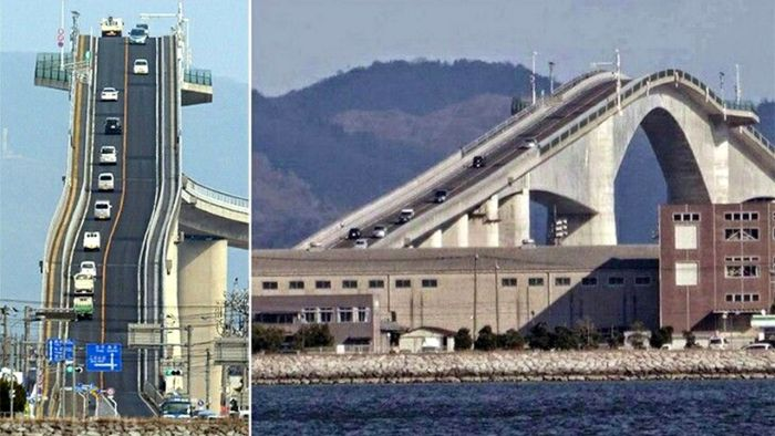 Cladiri - Podul Ohashi