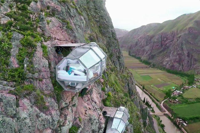Cladiri - Sky Lodge 1