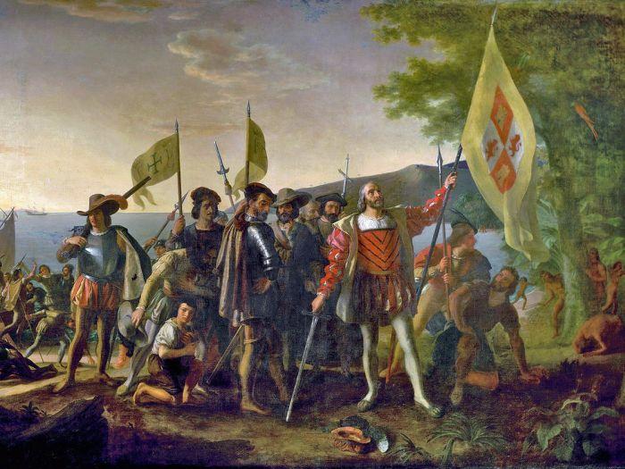 Cristofor Columb - Cruzime