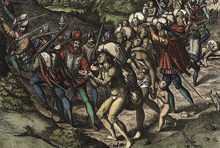 Cristofor Columb - Sclavi 2