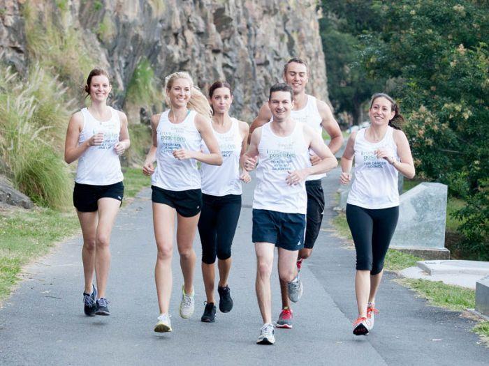 Jogging in grup