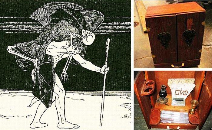 Obiecte blestemate - Cutia Dybbuk