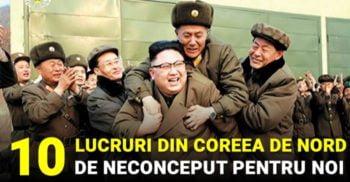 Viața în Coreea de Nord - 10 lucruri de neconceput pentru restul lumii