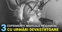 experimente medicale - fEATURED