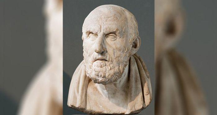 oameni care au murit de ras - Chrysippus