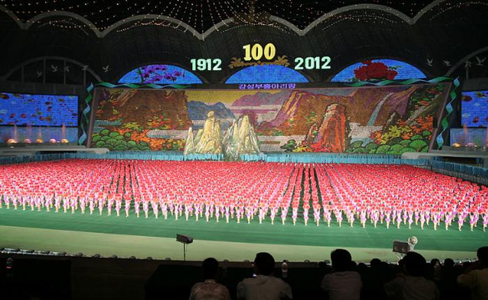 viata in coreea de nord - festival
