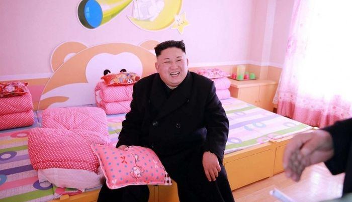 viata in coreea de nord - kim jong il rade