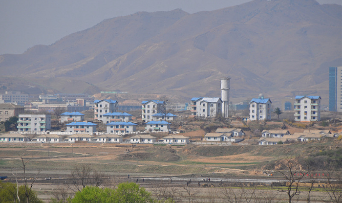 viata in coreea de nord - orasul agitator