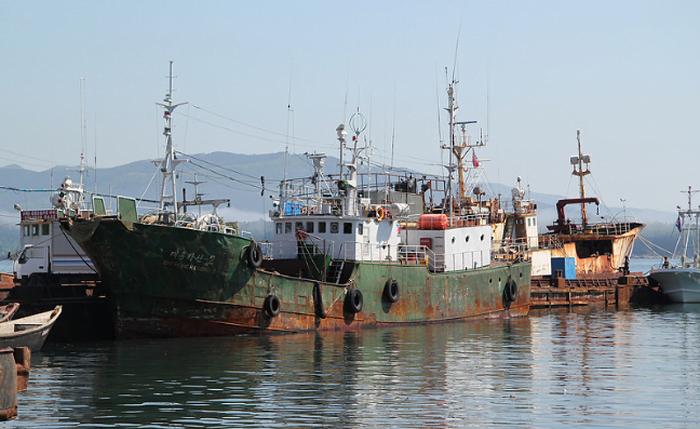 viata in coreea de nord - pescuit