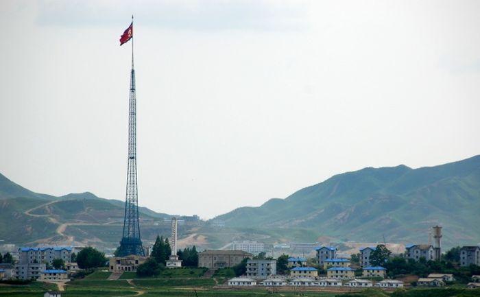 viata in coreea de nord - zgomot