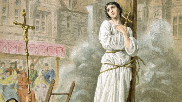 Oameni faimosi - Ioana d Arc