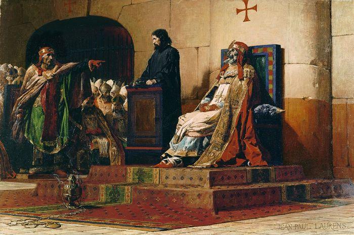 Oameni faimosi - Papa Formosus