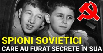 """""""Cameleonii"""" Războiul Rece: Spioni sovietici care au furat secrete din America"""