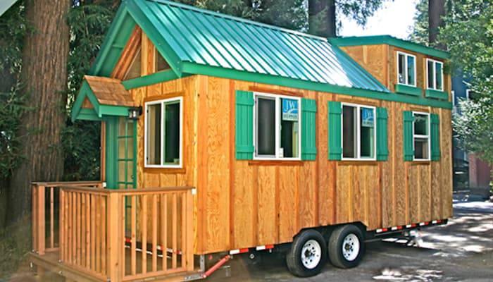 10 Cele mai mici case