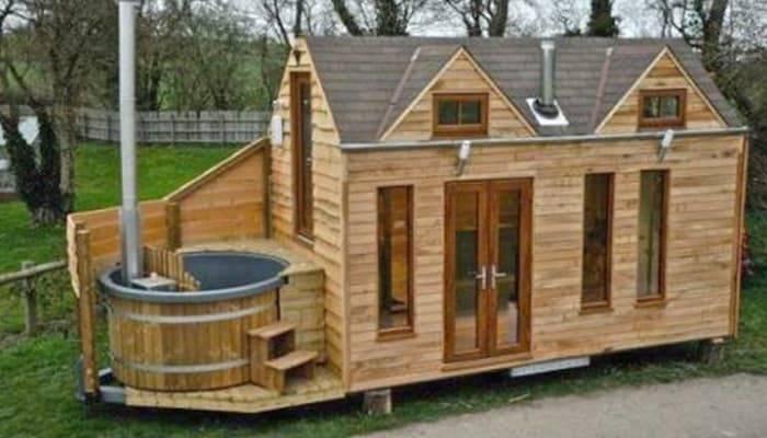 13 Cele mai mici case