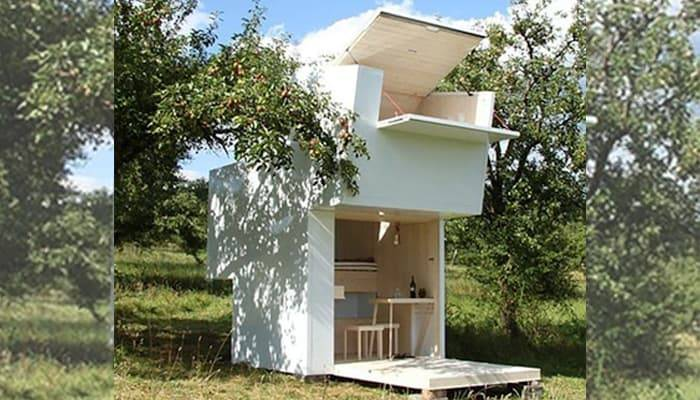 17 Cele mai mici case