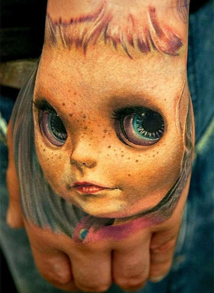 Tatuaje 3D - 07