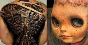 Tatuaje 3D featured