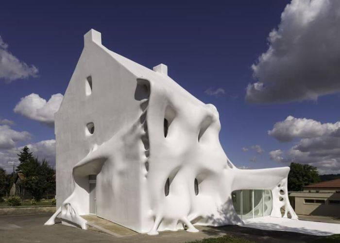 Cele mai ciudate case