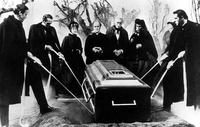 îngropat de viu
