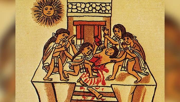sacrificii umane