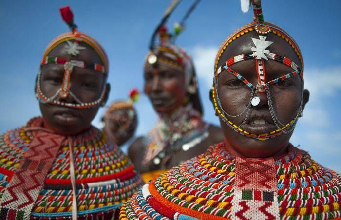 triburi sălbatice