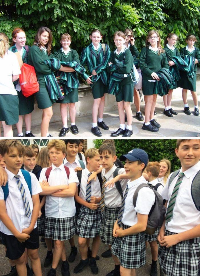 uniforme școlare