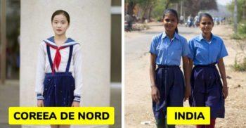 Cum arată uniformele școlare obligatorii în 15 țări diferite
