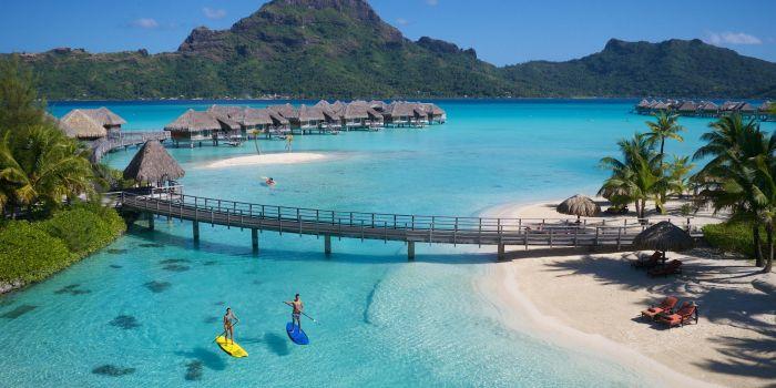 Cele mai frumoase locuri din lume - Bora Bora