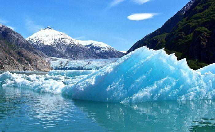 Cele mai frumoase locuri din lume - Fiordul Tracy Arm