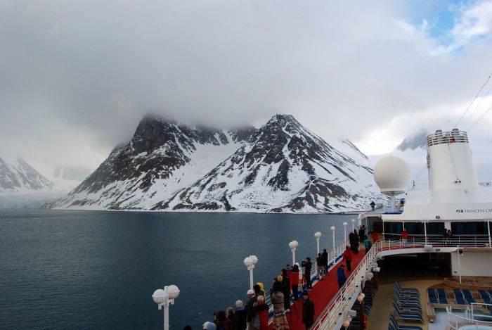Cele mai frumoase locuri din lume - Insula Svalbard