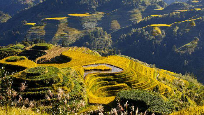 Cele mai frumoase locuri din lume - Longsheng