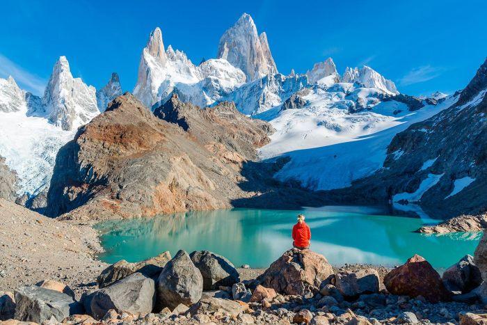 Cele mai frumoase locuri din lume - Torres del Paine