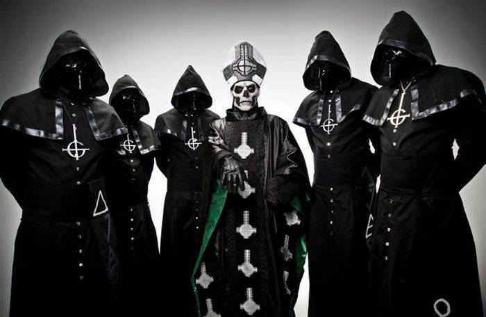 Muzicieni misteriosi - Ghost
