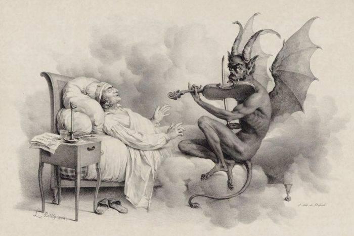 Muzicieni misteriosi - Giuseppe Tartini