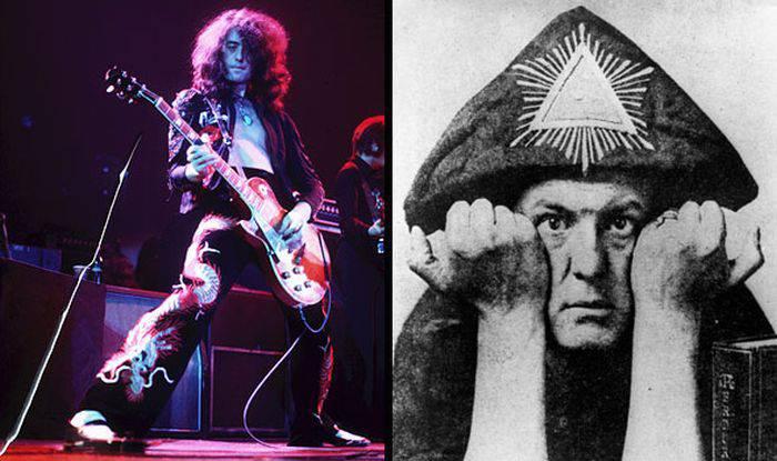 Muzicieni misteriosi - Jimmy Page