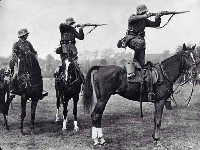 Al doilea razboi mondial - cai