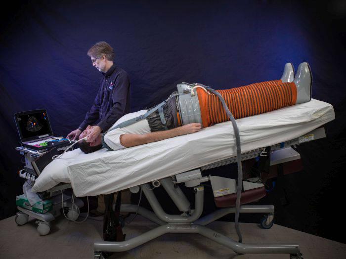 Calatorii in spatiu - Teste medicale
