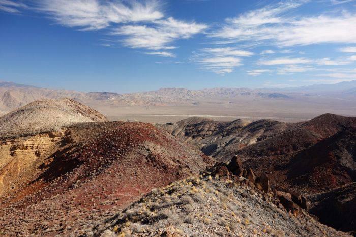 Destinatii turistice mortale - Valea Mortii