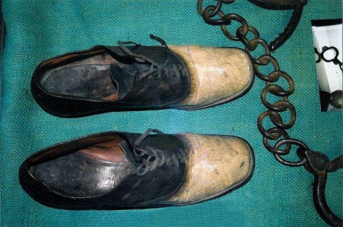 George Parrott - Pantofi