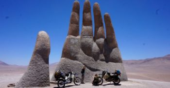 Locuri ciudate - Mana desert