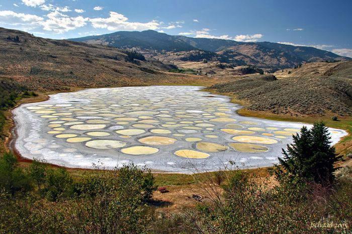 Minuni ale naturii - Lacul Patat