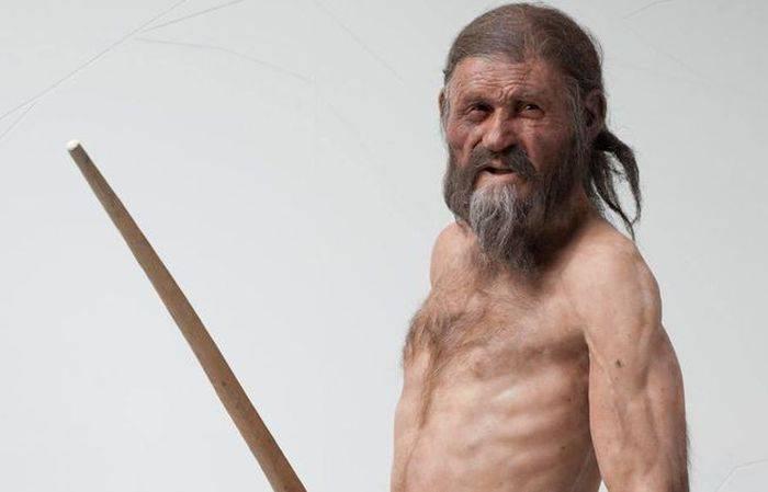 Ötzi, Omul Ghețurilor