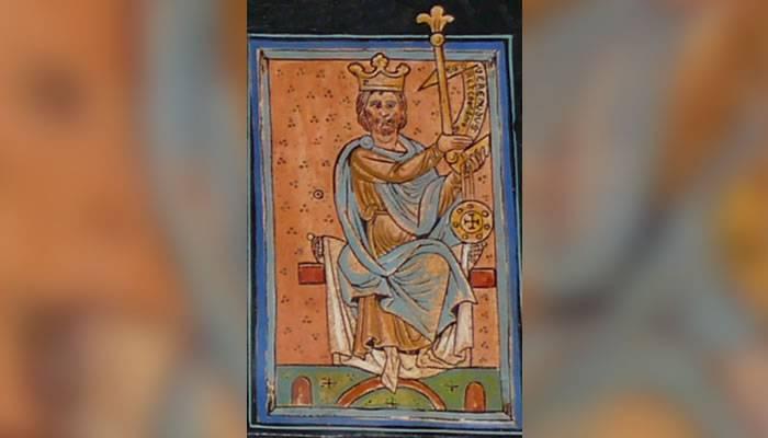 Porecle regale - Bermundo cel Gutos